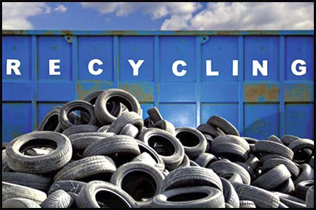 Tire Recycling In Limestone County….
