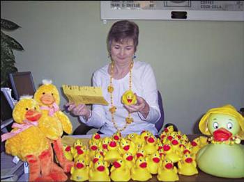 12th Annual Wacky Quacky Ducky Derby – KALB
