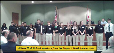 Mayor's Youth Commission