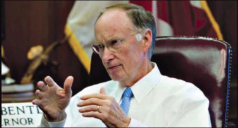 Does Governor Bentley Share Obama's Distaste For Legislators?