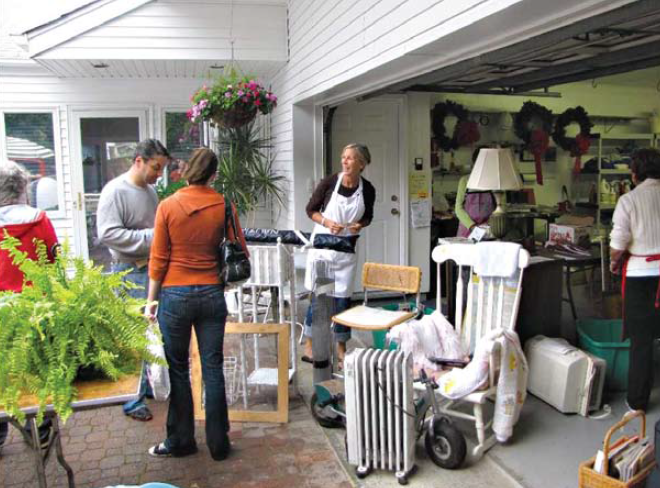 Yard Sales: Commonplace But Possibly Troublesome