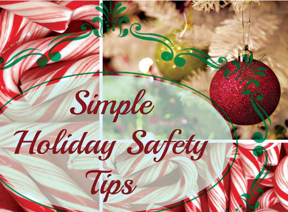 Security Savvy – Holiday Season Safety