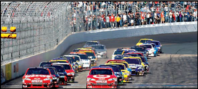 For The Love Of NASCAR – The Gen Y Perspective