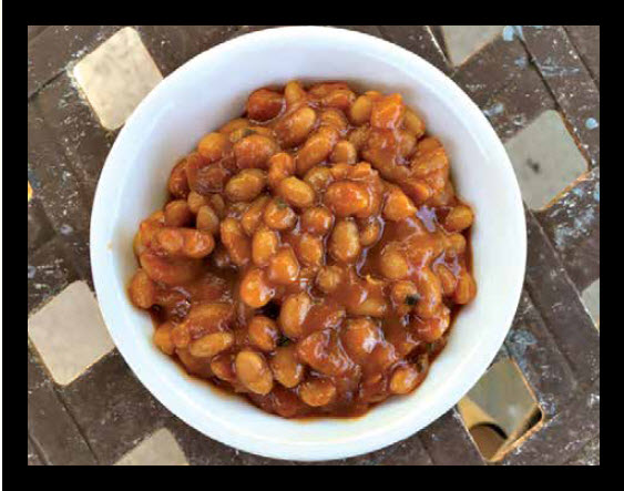 Cooking With Shelley – Backyard Baked Beans