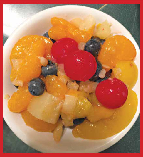 Cooking With Shelley – Cool Summer Fruit Salad