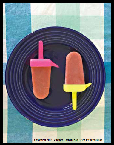 Summer Blush Popsicles ~ Cooking With Tammy