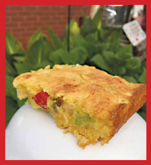 Mex~ Mex~ Mexican Cornbread….. Cooking With Shelley