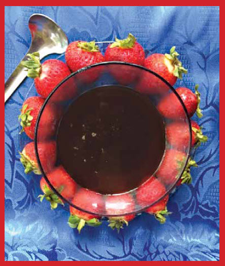 Cooking With Shelley: Strawberries 'n Syrup