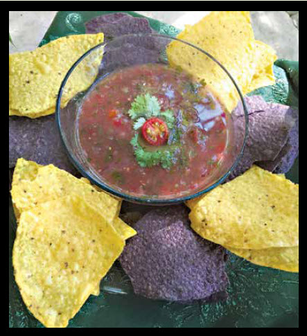 Cooking With Tammy: Stevie's Salsa