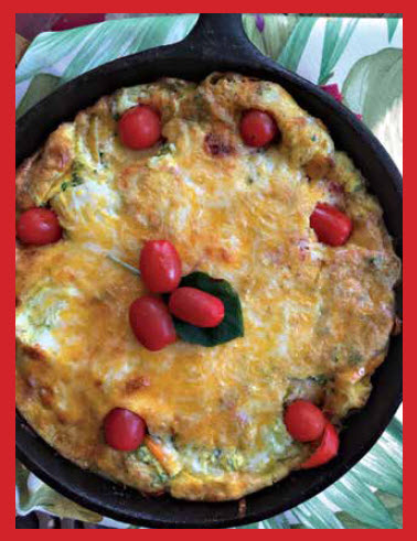 Frittatas: The Cook's Friend