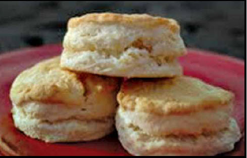 Cream Biscuits ~ SHE'S COOKING UP A STORM!