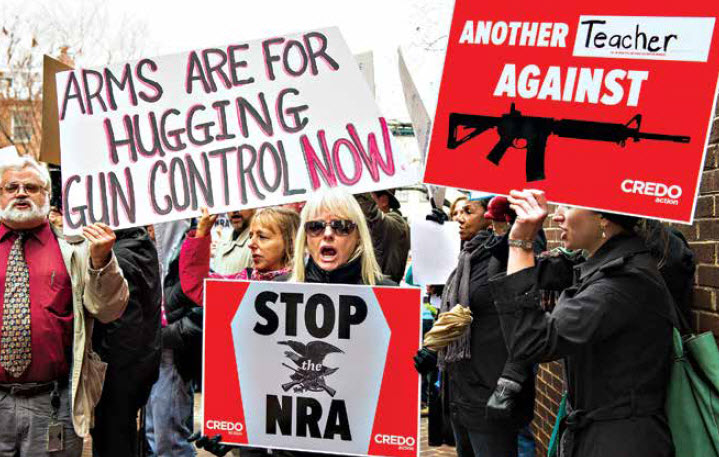 Gun Control And The NRA – Foreman's Forum