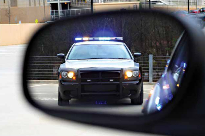 How To Behave When Pulled Over By The Police