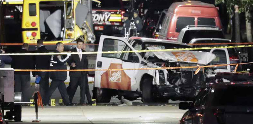 NYC Terrorist, What Would You Do? – Foreman's Forum