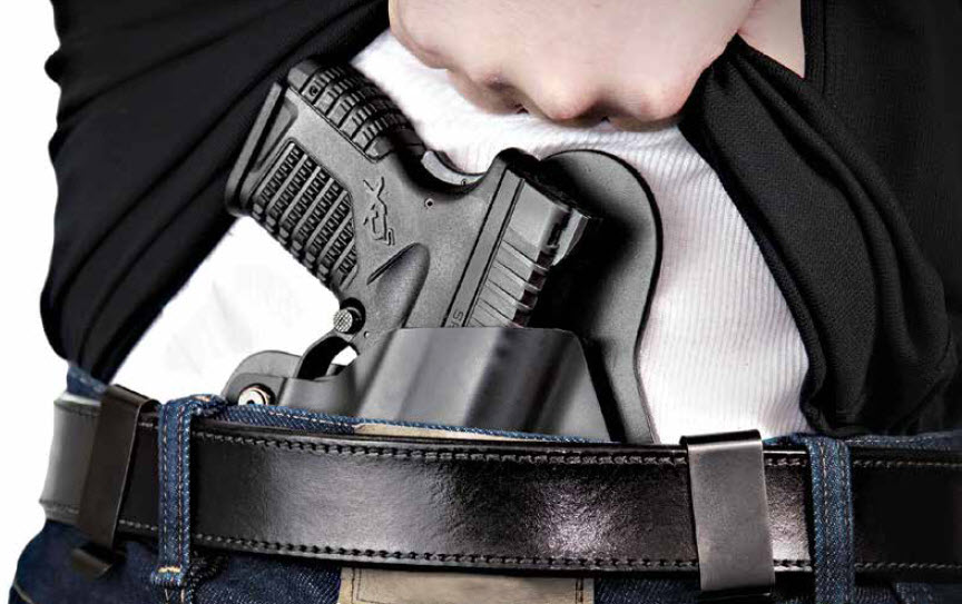 The National Concealed Carry Reciprocity Act – Foreman's Forum