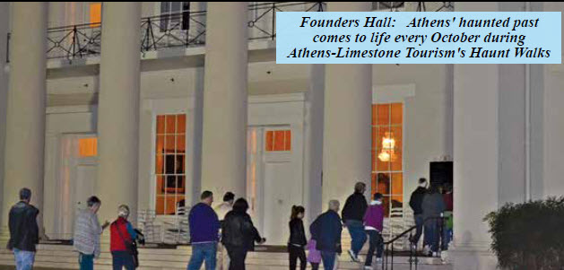 September, A Harvest Of Fun In Athens-Limestone