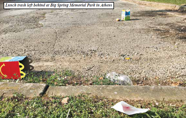 Alabama Litter Laws Strengthened – Is That Enough?