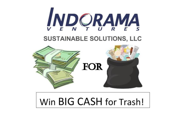 Win B-I-G Cash For Trash! Seriously!