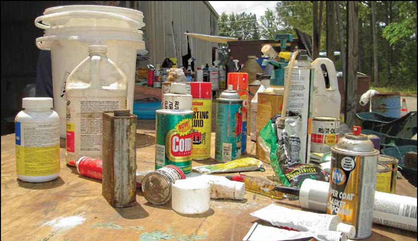 Household Hazardous Waste Collection Coming This Month!