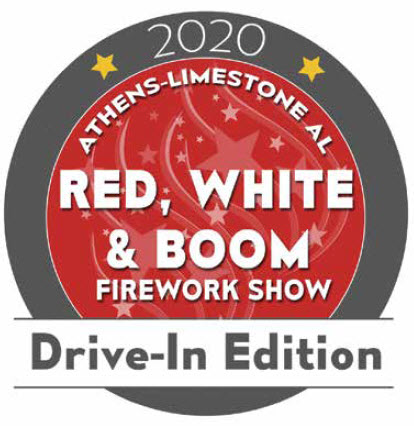 Athens Red, White And Boom Drive-in Firework Show