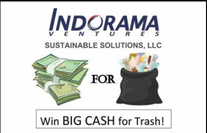Win Up To $1,000 For Picking Up Trash!
