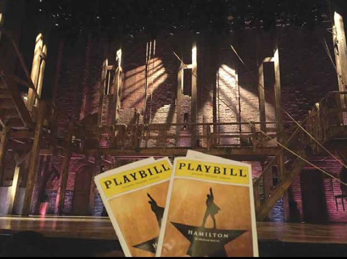 """Hamilton:  """"The Movement"""""""