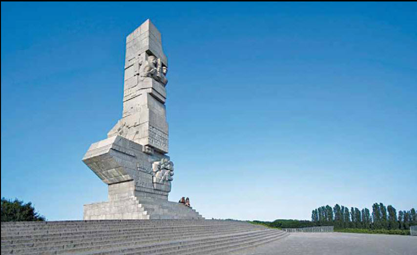 Museum Director invited to serve as honorary member of International Competition Jury to select the design for the new Polish Army Soldiers' Cemetery and Museum at Westerplatte