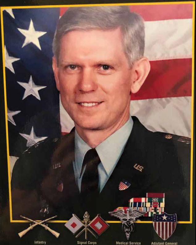 Meet Colonel Donald E. Woodard