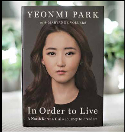 Publisher's Point: Vote For Yeomni Park