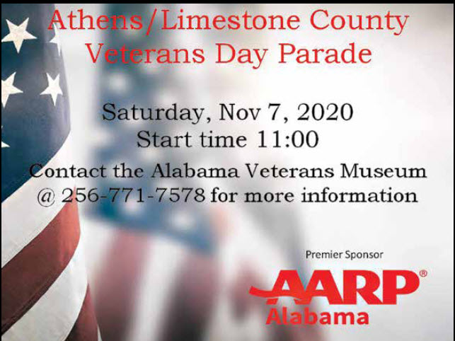 Museum Committee Seeks Entrants For Veterans Day Parade