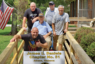 Disabled American Veterans Chapter #51: Strengthening Our Community Since 1954