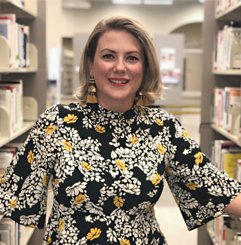 Jennifer Baxter: A New Librarian And A New Year